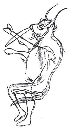 Jean Clottes, Chamanismo en las cuevas paleolíticas, imagen 3