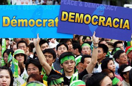 democracia democracia