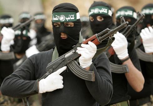 Terroristas mahometanos de Hamás