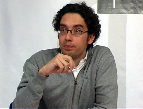 Carlos Madrid en los XV Encuentros de filosofía, Oviedo 26-27 de marzo de 2010