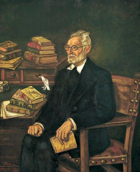 Miguel de Unamuno historia