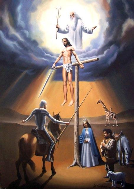 Jos Antonio Lpez Calle Pasin muerte y resurreccin de don