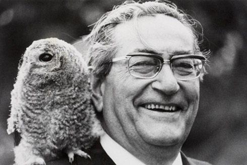 Luis Rosales en 1972