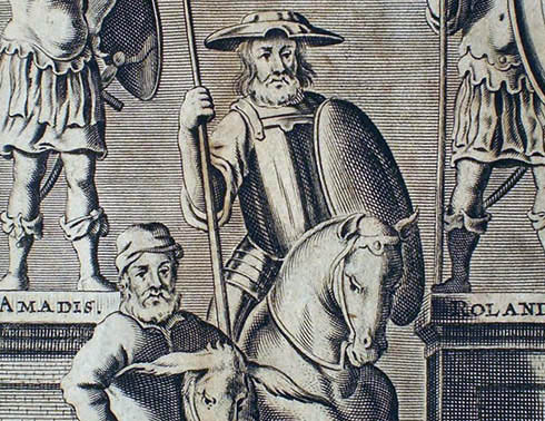 José Antonio López Calle El Quijote Y La Poética